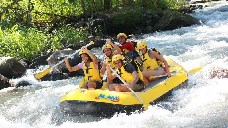Class 2 River Rapids