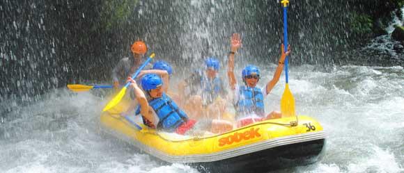 Sobek Rafting Bali