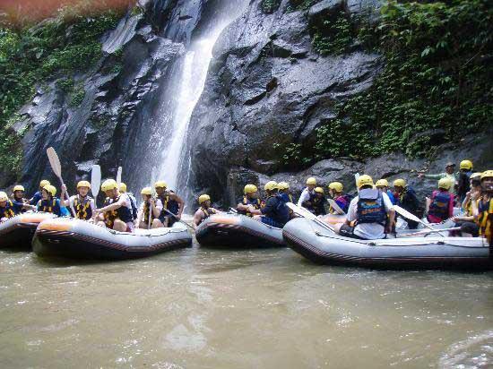 Ubud Rafting Tours
