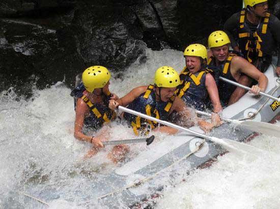 Ubud Rafting Trips