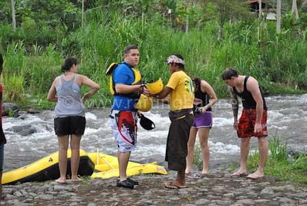 Telaga Waja River 1