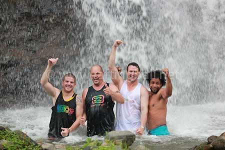 Telaga Waja River Rafting 1