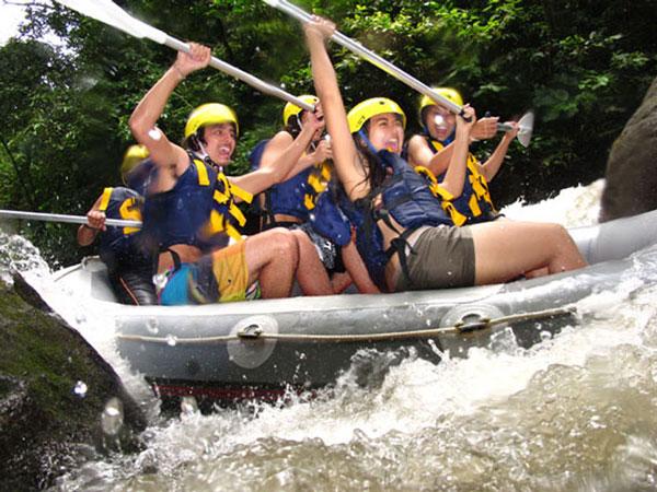 Ayung River Rafting Ubud