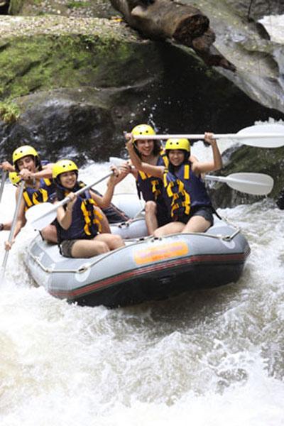 Bali Adventure Rafting 10