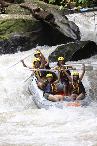 Bali Adventure Rafting 11