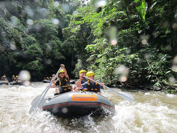 Bali Adventure Rafting 12