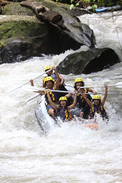 Bali Adventure Rafting 13