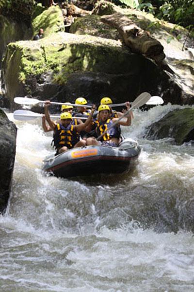 Bali Adventure Rafting 14
