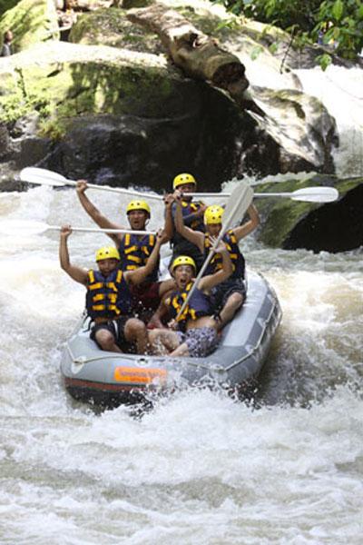 Bali Adventure Rafting 15