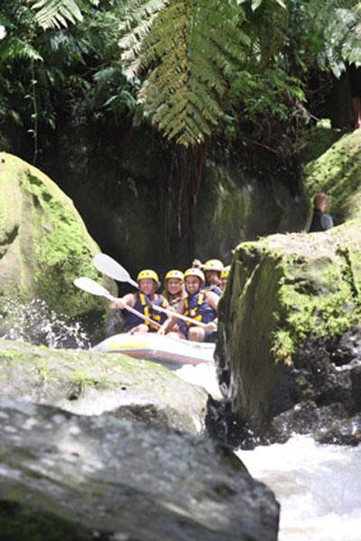 Bali Adventure Rafting 16