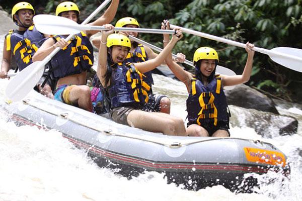 Bali Adventure Rafting 19