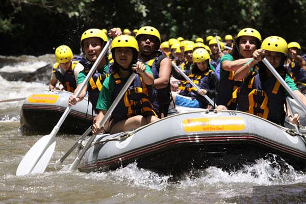 Bali Adventure Rafting 21