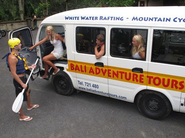 Bali Adventure Rafting 23