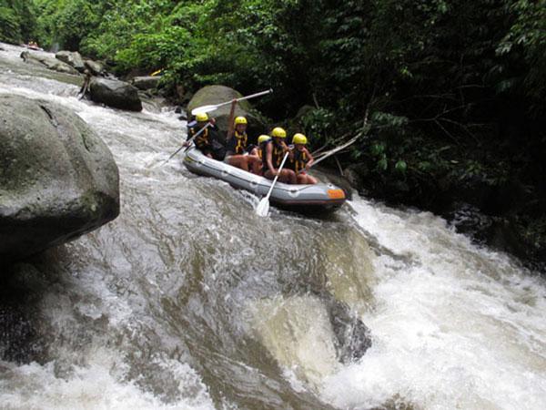 Bali Adventure Rafting 25