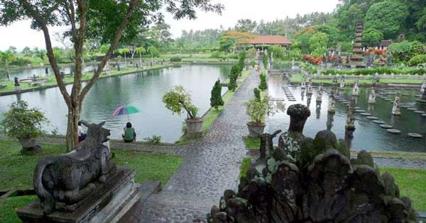 Tirta Gangga Bali Water Palace Karangasem
