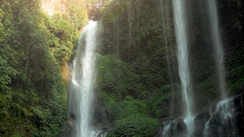 Sekumpul Waterfall Buleleng Bali