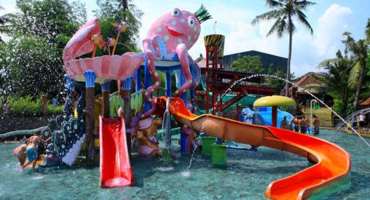Bali Safari Funzone Water Park