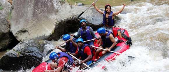 Bali Payung Rafting