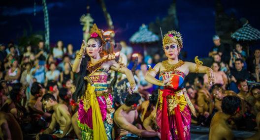 Kecak Dance Ubud Bali