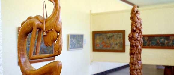 Art Collection Puri Lukisan Museum