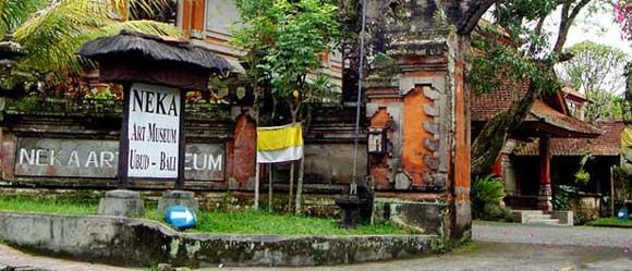 Neka Art Museum Ubud Bali