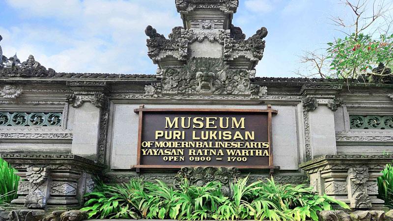Puri Lukisan Museum Ubud