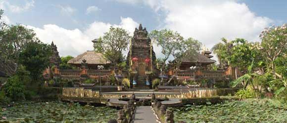 Taman Saraswati Temple Ubud - Top 10 Temples To Visit In Bali