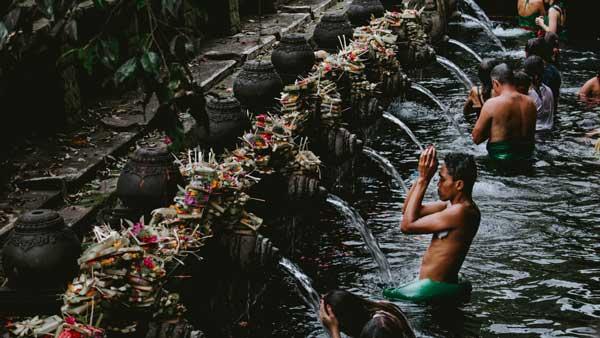 Ubud Holy Water Temple Entrance Fee