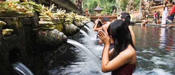 Tirta Empul Temple Ubud Bali