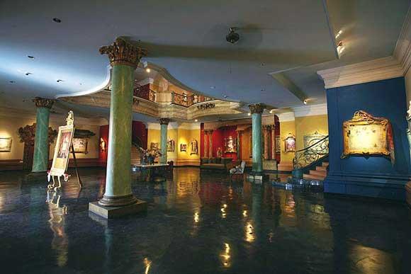 History Of Blanco Museum Ubud