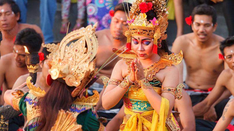 Uluwatu Temple Dance