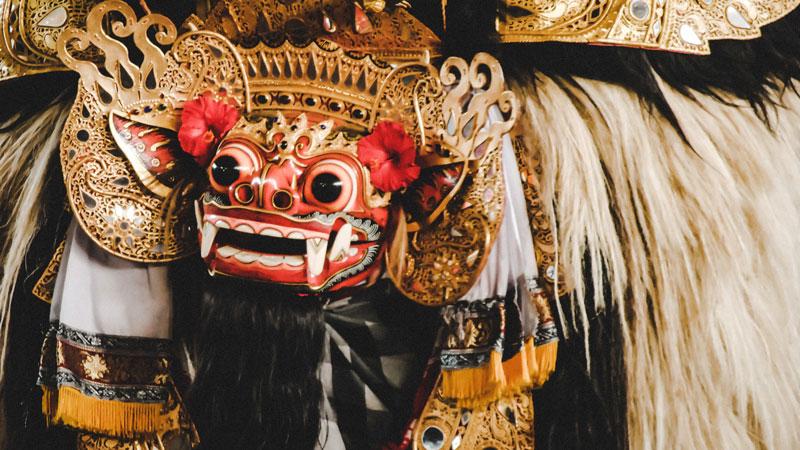 Barong Dance Ubud Bali