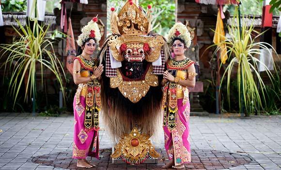 Batubulan Barong Dance Ubud Bali