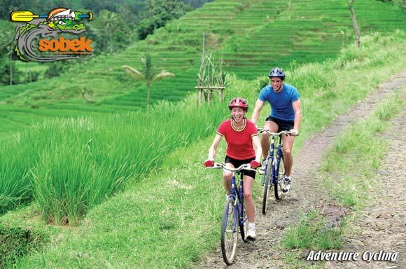 Ubud Bike Tour Sobek Bali