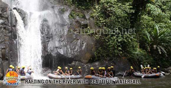 Beautiful Jungle River