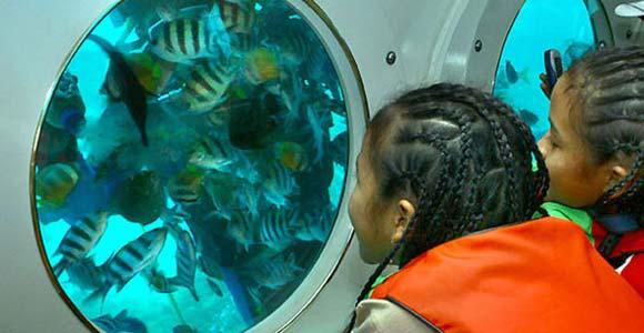 Bali Submarine Tour
