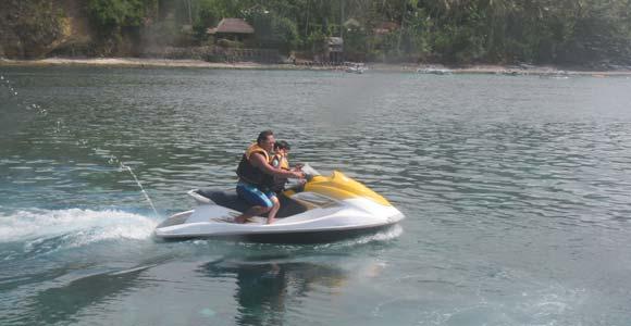 Jet Ski Ride Tanjung Benoa For Kids