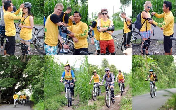 Alam Cycling Tour Kintamani Ubud Bali