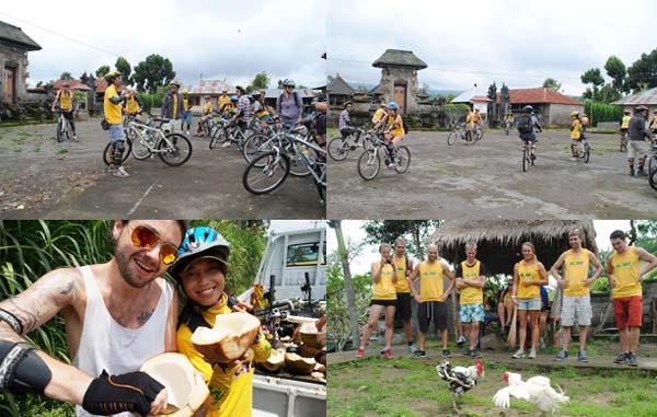 Bali Bike Tours Kintamani Ubud