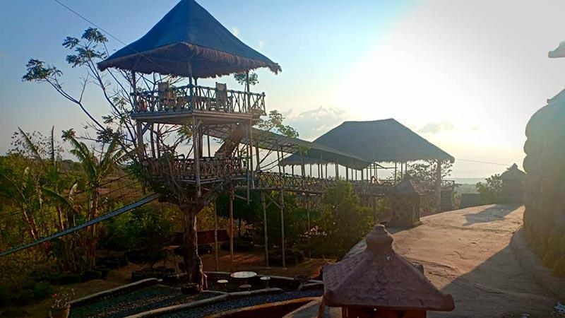 The History of Karangasem Bamboo House