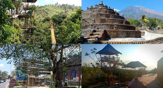TreeHouse Karangasem Bali