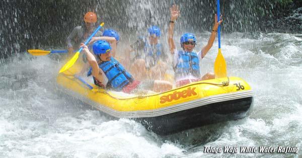 Bali River Rafting Tour
