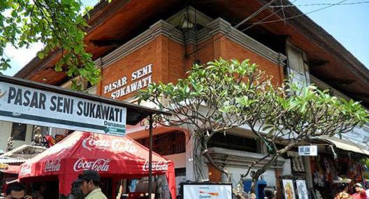 Sukawati Art Market Gianyar