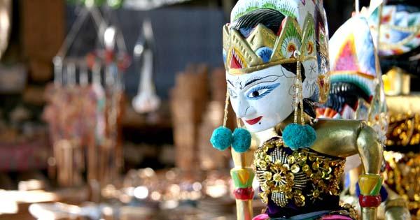 Things To Buy At Bali Art Market