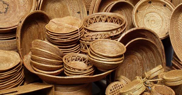 bali handicraft market