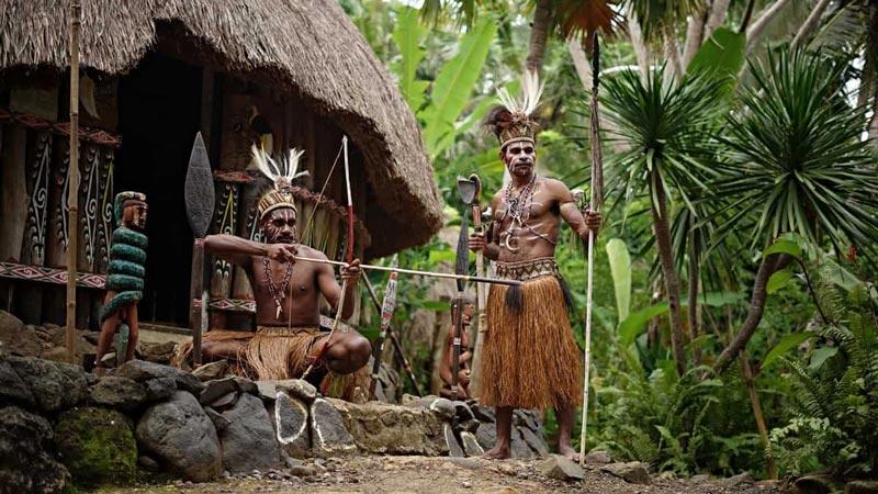 General Information About Taman Nusa Bali