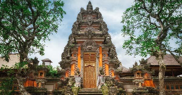 Ubud Royal Palace - Bali Itinerary 10 Days