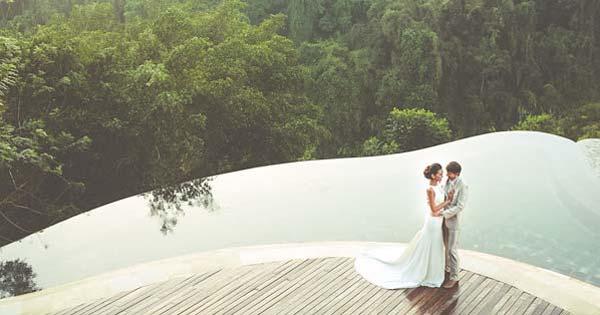 4 Coolest Wedding Venue In Ubud Bali