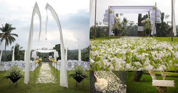 Alila Ubud Wedding Venue