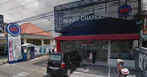 BMC Money Changer Banjar Taman